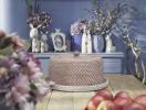 Căn bếp vintage xinh xắn của nghệ nhân cắm hoa ở Hà Nội