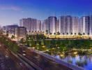 Hạ tầng nâng bước bất động sản Tây Sài Gòn