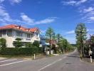 Ngôi nhà vùng ngoại ô Nhật Bản của gia đình trẻ bỏ phố về quê