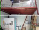 Cải tạo ngôi nhà xập xệ 25m2 tại Sài Gòn với 100 triệu đồng