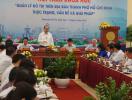 Đề xuất mở rộng địa giới hành chính Tp.HCM về phía Long An