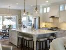 Có cần xem hướng bếp khi xây nhà không?