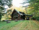 Nhà cabin 1.000 m2 tiện nghi dù sử dụng toàn đồ khuyến mại