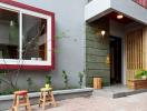Cải tạo ngôi nhà cũ 40 năm thành không gian sống hiện đại