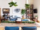 Không gian sống bình yên trong ngôi nhà tận dụng toàn nội thất cũ