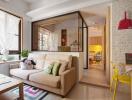 Cách bố trí nội thất đơn giản nhưng linh hoạt trong căn hộ nhỏ