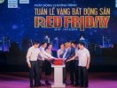Mua nhà giảm giá tới 30% tại Red Friday - Tuần lễ vàng Bất động sản