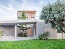 Thiết kế đặc biệt giúp ngôi nhà tiết kiệm đáng kể năng lượng thắp sáng