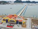 Ngắm kiến trúc đậm chất Hội An của Cảng hành khách quốc tế Hạ Long