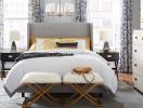 4 mẹo nhỏ tạo cảm giác thoải mái cho phòng ngủ
