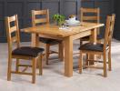 9 bộ bàn ăn gỗ cho những người yêu thích phong cách Rustic