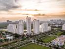 Giá căn hộ chung cư tại Tp.HCM vẫn không ngừng tăng