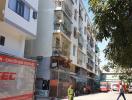 Tp.HCM ra công văn khẩn xử lý chung cư nghiêng 518 Võ Văn Kiệt