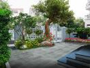 5 cách tân trang lại sân vườn chào đón năm mới