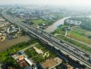 Tp.HCM: Điều chỉnh tổng mức đầu tư dự án tuyến metro số 1 và số 2
