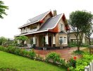 Thiết kế biệt thự nhà vườn đẹp cần đảm bảo những tiêu chí nào?