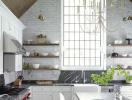 Những mẫu phòng bếp đơn giản nhưng đẹp như mơ của hãng DixonKirby