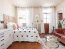 Ý tưởng trang trí căn hộ nhỏ cho những cô nàng độc thân yêu màu hồng