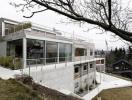 Kiến trúc tuyệt đẹp của ngôi nhà 4 tầng bên sườn đồi