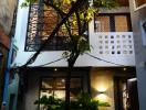 """""""Lịm tim"""" trước vẻ an yên của ngôi nhà 50m2 trong hẻm nhỏ Sài Gòn"""