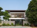 Ngôi nhà không cần đèn chiếu sáng ở Việt Trì
