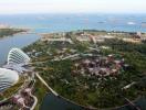 Những phương án mở rộng quỹ đất táo bạo của Singapore