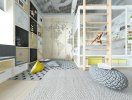 10 mẫu phòng ngủ khiến trẻ em thích thú