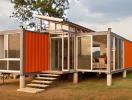 Những ngôi nhà container ấn tượng nhất thế giới
