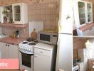 Sự thay đổi ngoạn mục của căn bếp chỉ 9m2