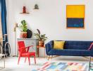 Những cách phối màu cơ bản cho nội thất hiện đại, thanh lịch