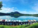 Yêu cầu xử lý dứt điểm vi phạm đất đai tại Khu Du lịch Hồ Tuyền Lâm