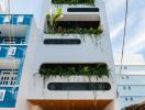 Vẻ đẹp nên thơ trong ngôi nhà 7 tầng ở Vũng Tàu