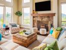 6 mẹo trữ đồ trong phòng khách từ chuyên gia thiết kế nội thất