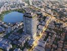 Căn hộ cao cấp khu vực trung tâm Hà Nội tăng giá mạnh
