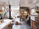 Ra khơi trên căn nhà thuyền hiện đại trị giá 211.000 USD