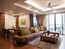 Ứng dụng gỗ tự nhiên trong nội thất nhà ở