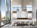 Khám phá căn penthouse 5 tầng đắt nhất New York