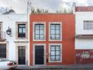 Ghé thăm ngôi nhà phố đẹp tựa resort ở Mexico
