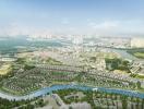 Nhà Bè tương lai với siêu đô thị thông minh của chủ đầu tư Hàn Quốc