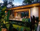Nhà gỗ Brazil và lối sống xanh ứng dụng nguyên tắc Bioclimatic