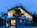 Ấn tượng với thiết kế nhà ở kết hợp kinh doanh homestay ở Hội An