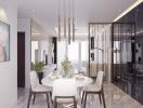 Tư vấn hoàn thiện nội thất căn hộ 2 phòng ngủ theo phong cách hiện đại