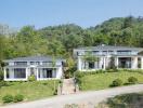 Vẻ thô mộc đậm chất Nhật của ngôi nhà nằm giữa lưng chừng núi Hòa Bình