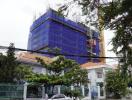 Phạt một doanh nghiệp gần 1 tỉ đồng vì tái phạm xây không phép