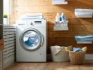 Thiết kế phòng giặt tiện nghi, phong cách giúp xua tan mệt mỏi