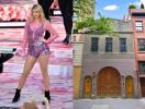 Khám phá nhà phố ba tầng được nhắc đến trong album mới nhất của Taylor Swift