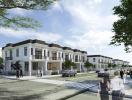 Young Town Tây Bắc Sài Gòn ra mắt nhà mẫu phong cách Nhật Bản