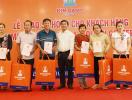 Kim Oanh Group trao 335 sổ hồng cho khách hàng dự án Golden Center City 1