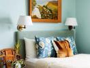 8 tông màu phòng ngủ khiến bạn hứng khởi hơn khi thức dậy