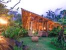 """Ngôi nhà bằng tre đẹp hút hồn trên """"thiên đường nghỉ dưỡng"""" Bali"""